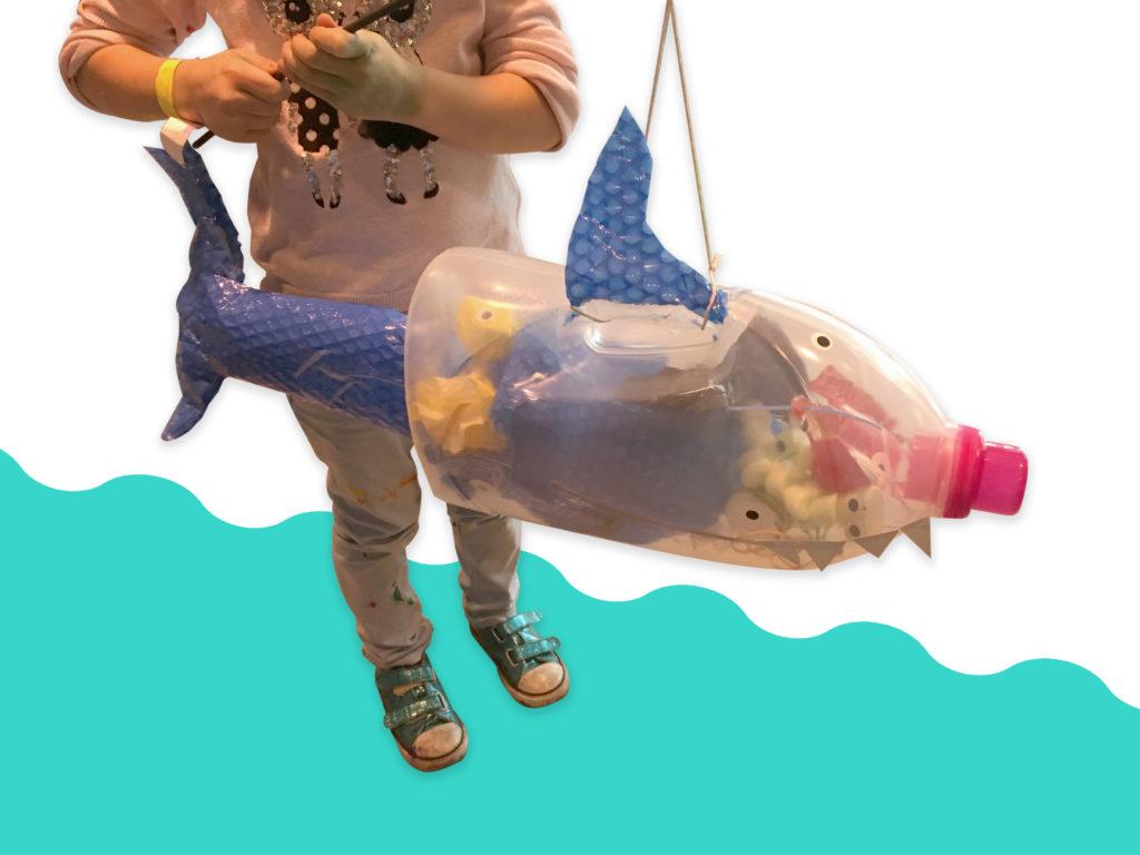 Den haag festival betovering plastic kunst kinderen workshop