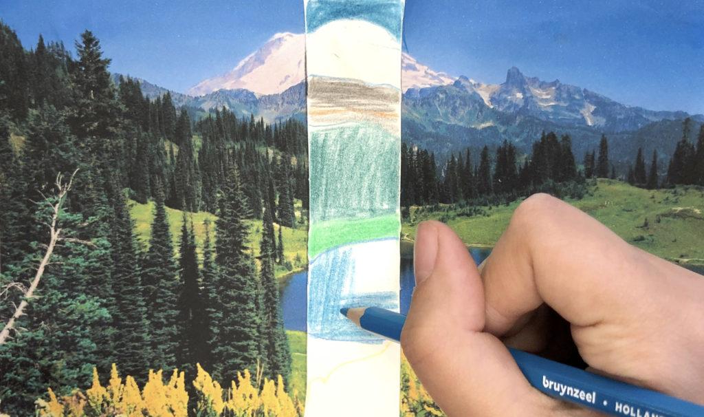 kinderen kunstles Den Haag tekenen